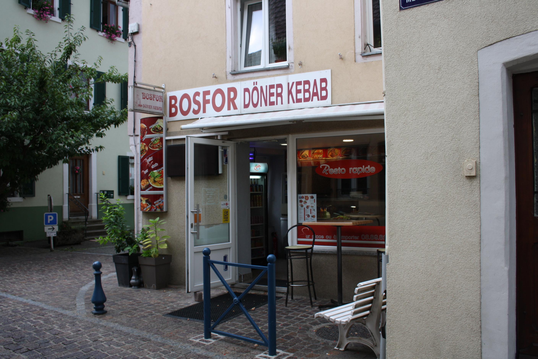 Bosfor Doner Kebab