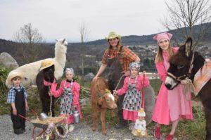 Famille_VP_Les paysans de la ferme du Gross Eichbourg de Masevaux.